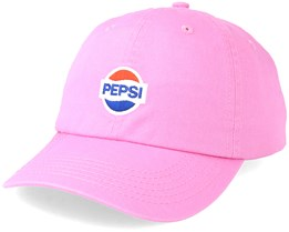 Pepsi Gone Logo Pink Adjustable - Sweet