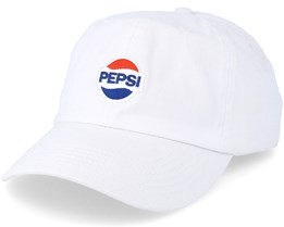 Pepsi Gone Logo White Adjustable - Sweet