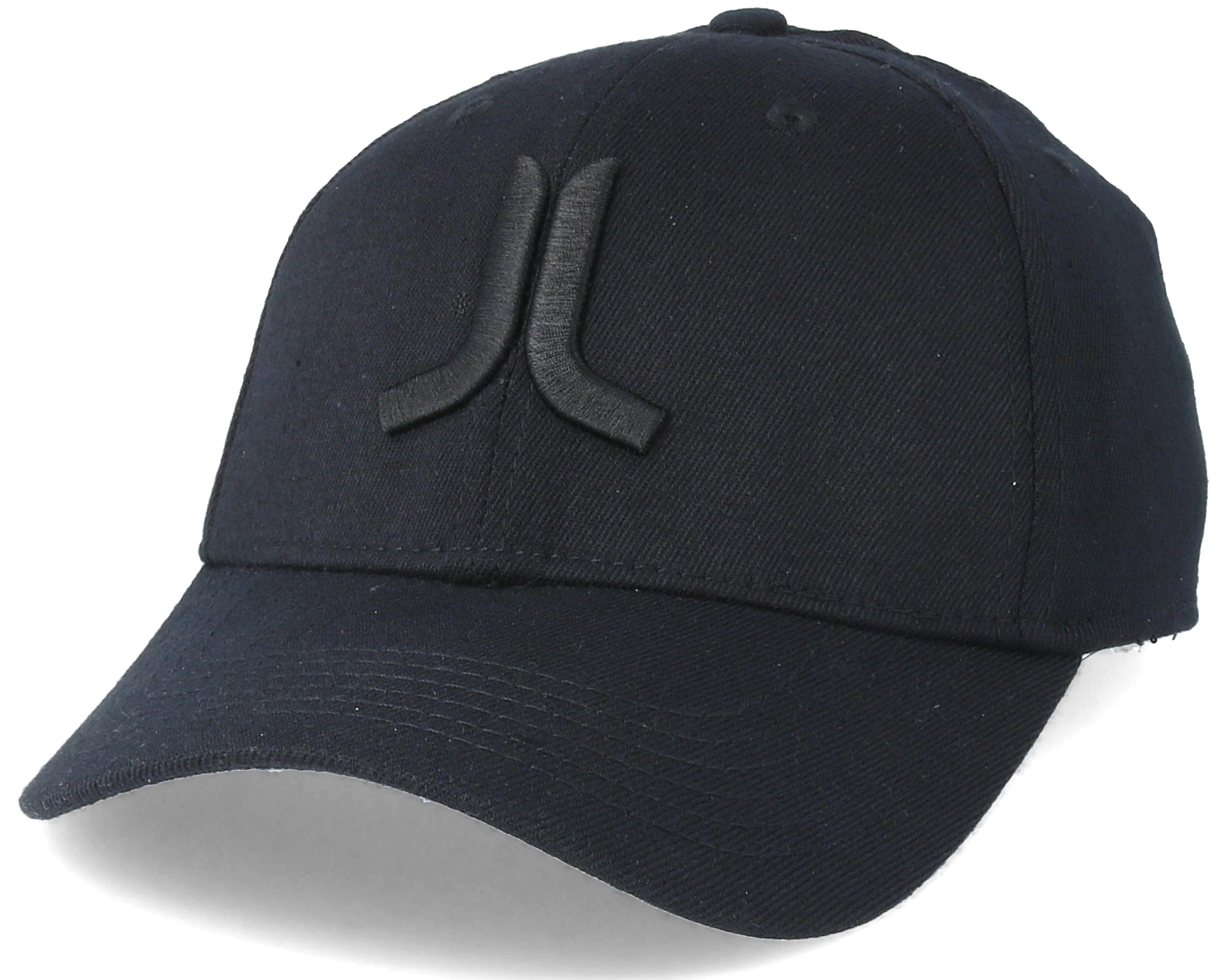 f29e5a334ee Icon Black Flexfit - Wesc lippis - Hatstore.fi