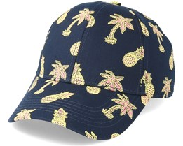 Holiday Pineapple Black Adjustable - Wesc