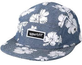 Avio One 5 Panel Graphic Snapback - Appertiff