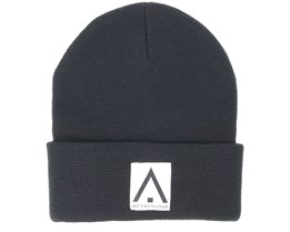 Puppet Black Beanie - Wear Colour