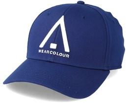 Bow Midnight Blue Flexfit - Wear Colour
