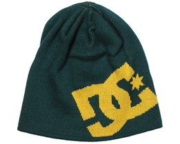 Kids Big Star Deep Teal Beanie - DC