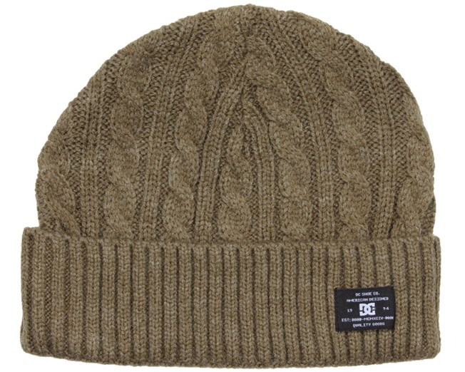 Street Car Military Olive Beanie - DC