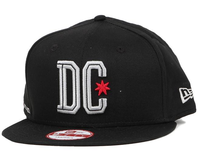 Rob Dyrdek Downdown Black 9Fifty Snapback - DC