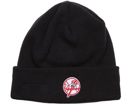 NY Yankees Vintage Basic Navy Beanie - New Era