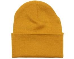 Mustard Beanie - Beanie Basic