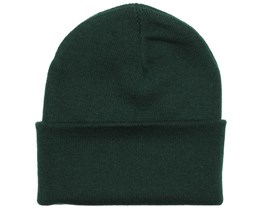 Bottle Green Beanie - Beanie Basic