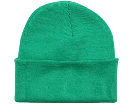 Kelly Green Beanie - Beanie Basic
