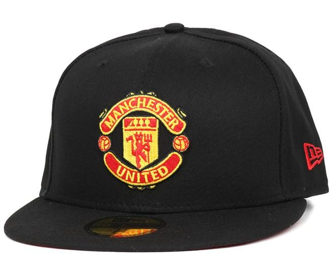 Manchester United Basic Black 59Fifty - New Era