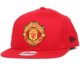 Manchester United Basic Scarlet 9Fifty Snapback - New Era