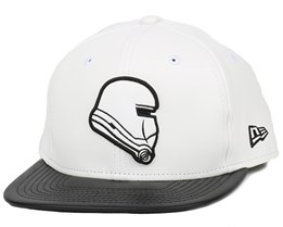 Leather Army Flame Trooper 9Fifty Snapback - New Era