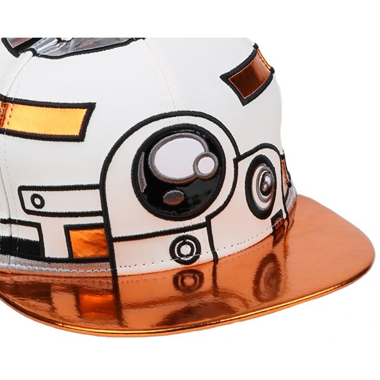 BB-8 Character Face 59Fifty - New Era cap - Hatstore.de 3c63a1eccc
