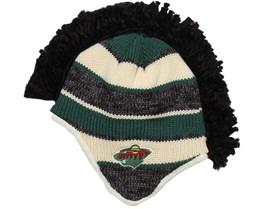Minnesota Wild Faceoff Mohawk Knit - Reebok