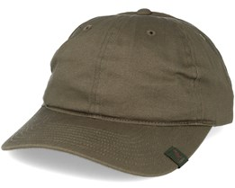 Cotton Baseball Adjustable Army Green - Kangol