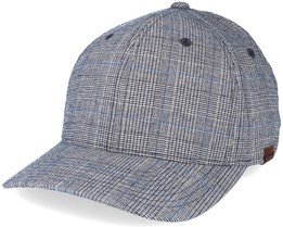 Pattern Baseball Checkered Grey Flexfit - Kangol