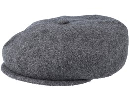 Wool Hawker Flanel Grey - Kangol