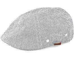 Pattern 504 Micro Check Flatcap - Kangol