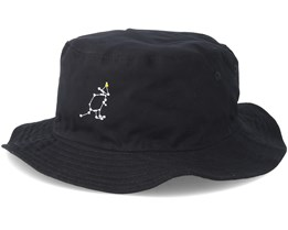 Comet Rev Black Bucket - Kangol