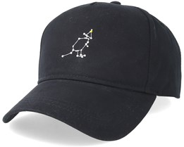Comet Baseball Black Adjustable - Kangol