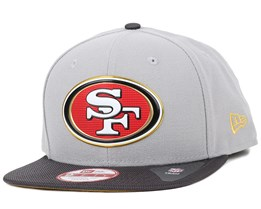 San Francisco 49ers Gold Collection 9Fifty Snapback - New Era