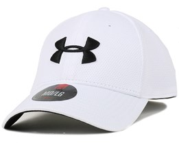 Blitzing II White Flexfit - Under Armour