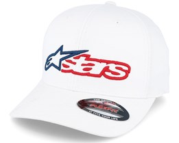 Reblaze Curve White Flexfit - Alpinestars