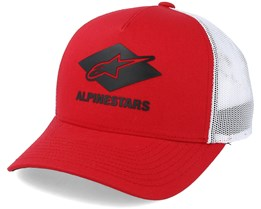 Diamond Red Trucker - Alpinestars