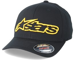 Blaze Flexfit Black/Gold - Alpinestars