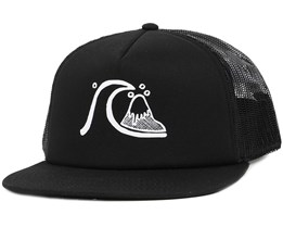 The Trucker Black - Quiksilver