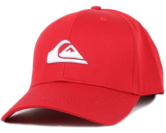 Decades Quik Red Adjustable - Quiksilver