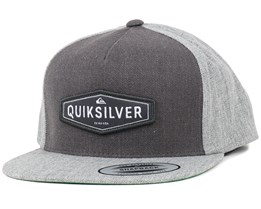 Crested Tarmac Snapback - Quiksilver
