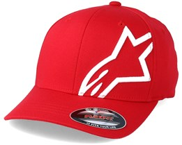 Corp Shift 2 Red/White - Alpinestars