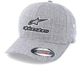 Barney Curve Grey Flexfit - Alpinestars
