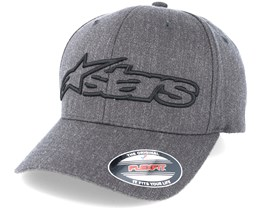 Blaze Dark Heather Grey Flexfit - Alpinestars