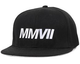MMVII Black Snapback - Somewear