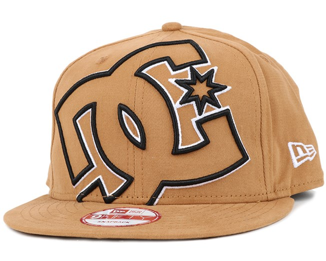 Double Up Wheat 9Fifty Snapback - DC