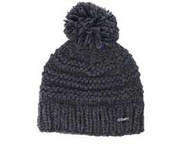 Jasmin Dark Heather Beanie - Barts