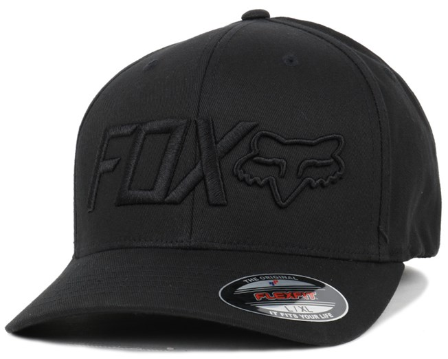 Bringer Black Flexfit - Fox