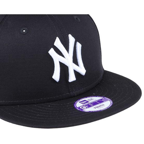 Kids NY Yankees League Basic Navy White 9Fifty Snapback - New Era lippis -  Hatstore.fi e7055f08fd