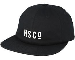 Mosby Black Snapback - Herschel