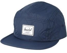 Glendale Navy Strapback - Herschel