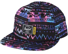 Albert Zig Zag Blue/Green 5 Panel - Herschel