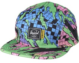 Glendale Check/Surf 5 Panel - Herschel