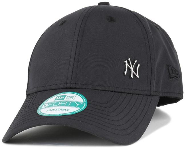 NY Yankees Flawless Black 940 Adjustable - New Era