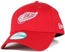 Detroit Red Wings League Basic Team 940 Adjustable - New Era