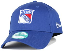 NY Rangers League Basic Team 940 Adjustable - New Era