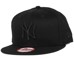 NY Yankees Black/Black 9Fifty Snapback - New Era
