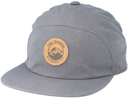 Will Grey Snapback - Coal